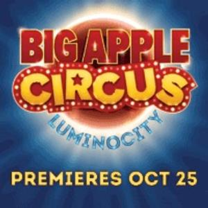 Save on Tickets to the Big Apple Circus!