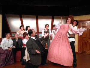 Adobe Theater Stages Mark Twain's IS HE DEAD?, Now thru 10/6