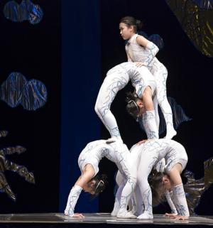 Cirque Shanghai to Return to Chicago this Summer with 'WARRIORS,' Begin. 5/21