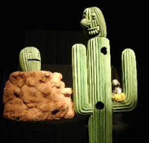 Great Arizona Puppet Theater Presents HOTEL SAGUARO, Now thru 3/2