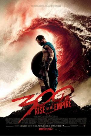 300: RISE OF AN EMPIRE Reigns at Weekend Box Office with $45 Million