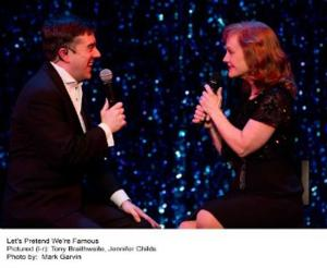 BWW Reviews: Hobnob with Hilarity at Act II Playhouse's LET'S PRETEND WE'RE FAMOUS
