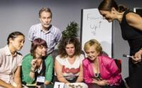 Katselas Theatre Extends FOCUS GROUP PLAY thru Nov 4