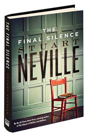 Soho Crime to Release THE FINAL SILENCE by Stuart Neville, 10/28