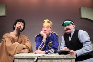 BWW Reviews: Washington Stage Guild's Captivating BACK TO METHUSELAH
