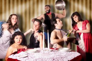 Aurora Theatre to Present DON'T DRESS FOR DINNER, Begin. 5/1
