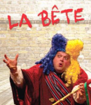 Scott Greer to Lead Arden Theatre's 2014-15 Season Opener LA BETE; Runs 9/11-10/12