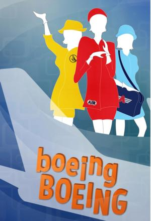BOEING BOEING Set for November 8-24 at Carnegie in Covington, KY