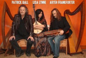 Hungry Ear Coffee House Present LEGENDS OF THE CELTIC HARP, 4/5