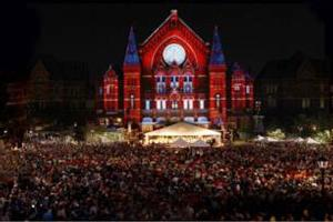 Cincinnati Symphony Orchestra to Present LUMENOCITY, 8/1-3