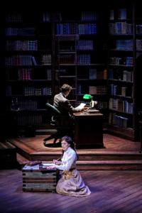 BWW Reviews: The Rep Stages Lovely DADDY LONG LEGS