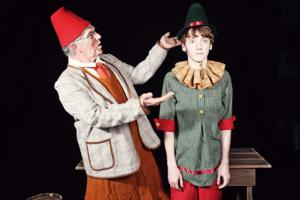 RLT Presents PINOCCHIO, Beg. Today