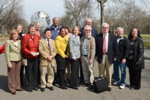 Queens Celebrates 50th Anniversary Of 1964 World's Fair with Tours of New York State Pavilion