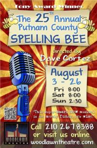 BWW Reviews: SPELLING BEE at Woodlawn Theatre Spells L-O-L