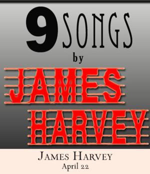 James Harvey & The Songs of Martin & Realbuto Set for Late Night at 54 Below Next Week