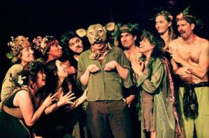 The Actors' Gang's A MIDSUMMER NIGHT'S DREAM Heads to China Today