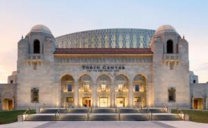 Tobin Center Celebrates Re-Opening in San Antonio Downtown Landmark