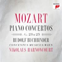 Pianist Rudolf Buchbinder to Release New Recording of Mozart Piano Concertos