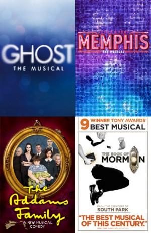 BWW Reviews: Broadway in Indianapolis 2013/2014 Season