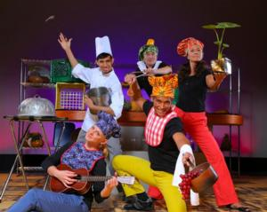 Honolulu Theatre for Youth to Present GRINDS: THE STORY OF FOOD IN HAWAII, 4/4-5/10