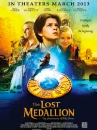 THE LOST MEDALLION: THE ADVENTURES OF BILLY STONE Coming to Theaters 3/1