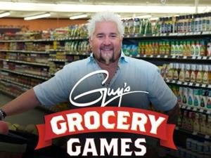 Food Network to Premiere Season 2 of GUY'S GROCERY GAMES, 5/11