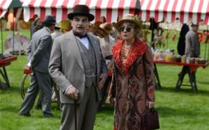 BWW Recaps:  AGATHA CHRISTIE'S POIROT: DEAD MAN'S FOLLY Wickedly Delivers