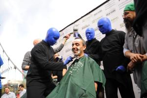 New York-New York Hotel & Casino Breaks Fundraising Record with Over $112K Raised During St. Baldrick's Day Event
