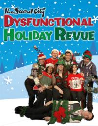 The Second City DYSFUNCTIONAL HOLIDAY REVUE Comes to Marcus Center, 12/6-16