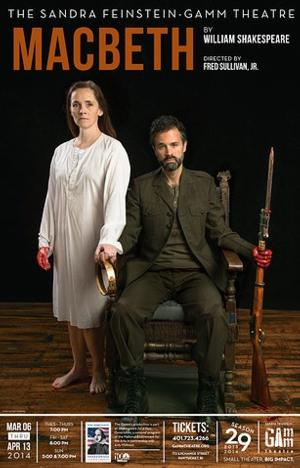 Providence Journal Charitable Fund Underwrites Gamm Theatre's Current Production of Shakespeare's MACBETH