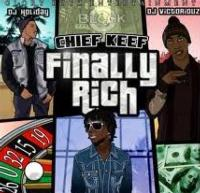 Rapper CHIEF KEEF Releases 'Finally Rich' Debut Album Today