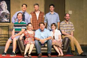BWW Reviews: SDT New Works Laboratory's Fun and Funny Production of FOUR SUGARS
