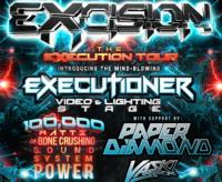 EXCISION Announces North American 'Execution Tour', Beg. 1/25