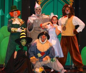 Ridgefield Playhouse to Present THE WIZARD OF OZ, DOKTOR KABOOM in May