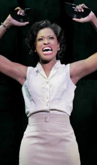 BWW Interviews: Felicia Boswell of MEMPHIS Tour Answers Our Silly Query
