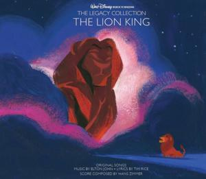 THE LION KING & More Set for Walt Disney Records' New 'Legacy Collection'