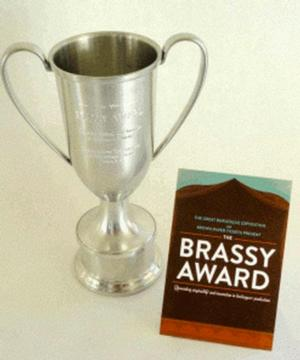 Great Burlesque Exposition Now Accepting Applications for The Brassy Award