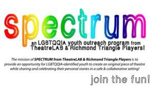 TheatreLAB & RTP Extend Application Deadline for Residency Program SPECTRUM, 4/1