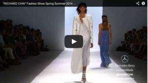VIDEO: 'RICHARD CHAI' Fashion Show Spring Summer 2014 New York
