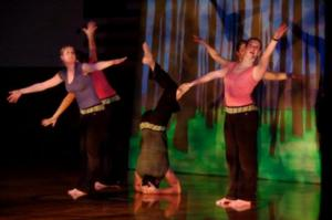 CoMotion Dance Project to Present FIRE SPEAKS THE LAND Tour, 3/10-4/4