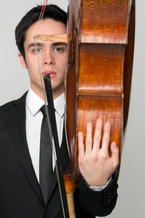 Cellist Jay Campbell to Perform at Columbia University's Italian Academy, 5/7