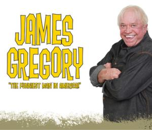 James Gregory Comes to Centre Stage in Greenville, SC, 3/1
