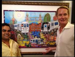 Galleria On Third Celebrates 15 Years With Charity Art Show Benefiting Smile Train, Now thru 4/13