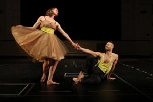 BWW Reviews: Not Those Kind of Duets - Casebolt and Smith's O(h)