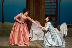 Youthful Cast to Bring Mozart's COSI FAN TUTTE to Life on PBS's GREAT PERFORMANCES, Airing 8/24