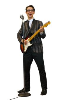 Ogunquit Playhouse Presents BUDDY, THE BUDDY HOLLY STORY, 9/19-10/21