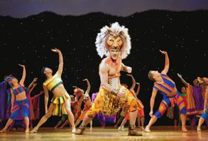 THE LION KING Becomes Highest Grossing Show in QPAC History