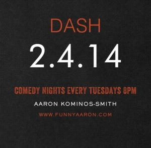 Dumbo Comedy to Draw Top Comics, Tuesdays at Dish Restaurant