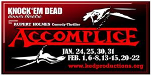 BWW Reviews: ACCOMPLICE, You'd Better Be Ready To Become One