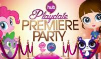 The Hub's PLAYDATE PREMIERE PARTY Plays Host to Guinness World Record